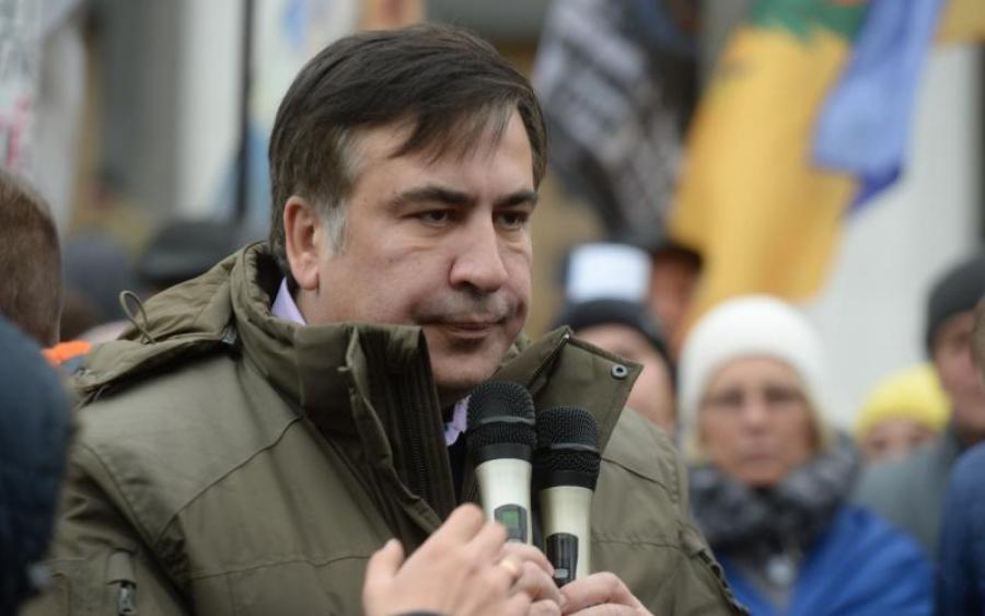 «Дал распоряжение меня арестовать»: Саакашвили раскрыл планы Порошенко