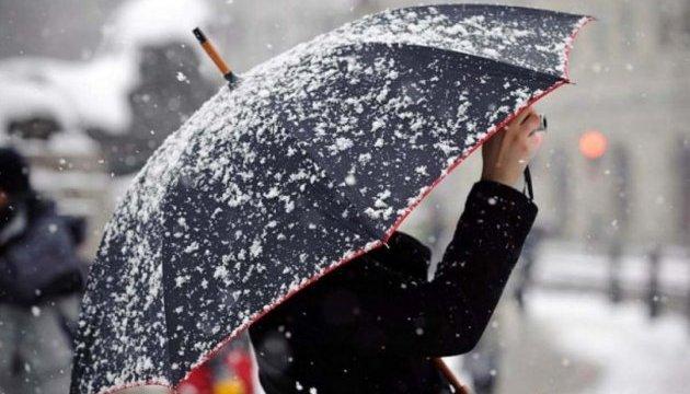 Объявили штормовое предупреждение: Последний день осени принесет мокрый снег и гололед