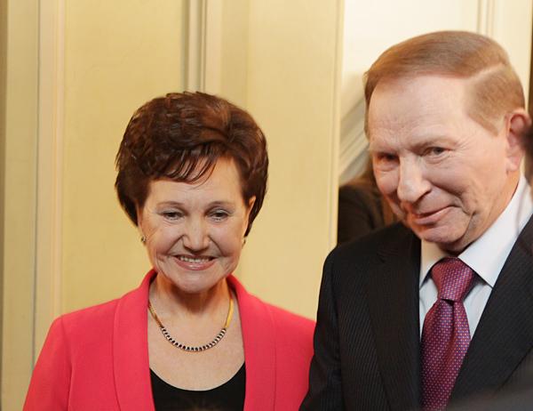 Как стать президентом? — Удачно жениться! Все подробности о браке Леонида и Людмилы Кучмы, или если бы не ее папа…