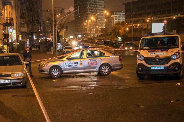 В столице неизвестный с молотком напал на бизнесмена