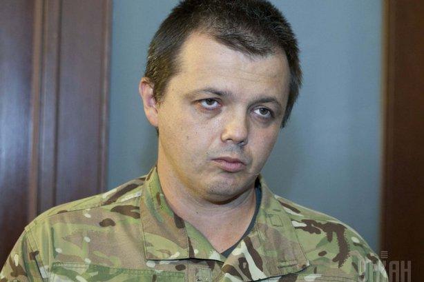 «Понимаете, Семенченко — сценарист»: комбат АТО рассказал всю правду о нардепе и его действиях на Донбассе