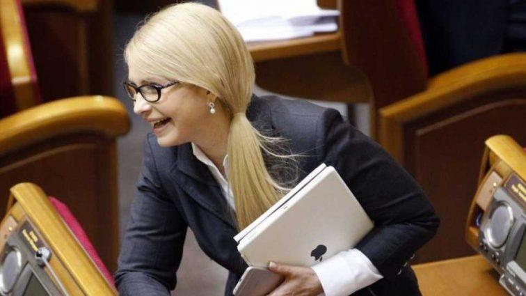 «Протеже Юли»: Тимошенко предсказала, кем заменят Порошенко
