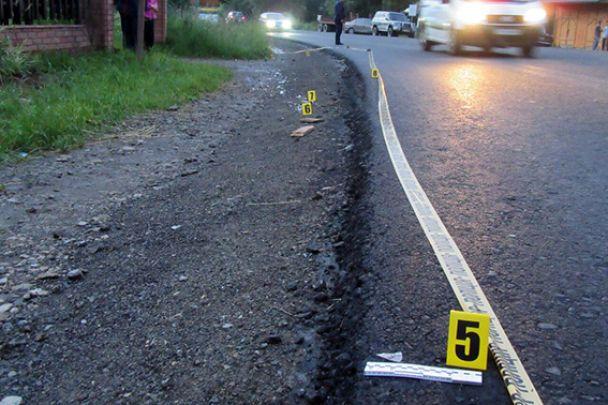 Вблизи Черкасс сбили ребенка насмерть и скрылись с места ДТП