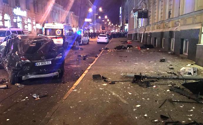 «Недопустимо в населенном пункте»: Расследование смертельного ДТП в Харькове на финишной прямой