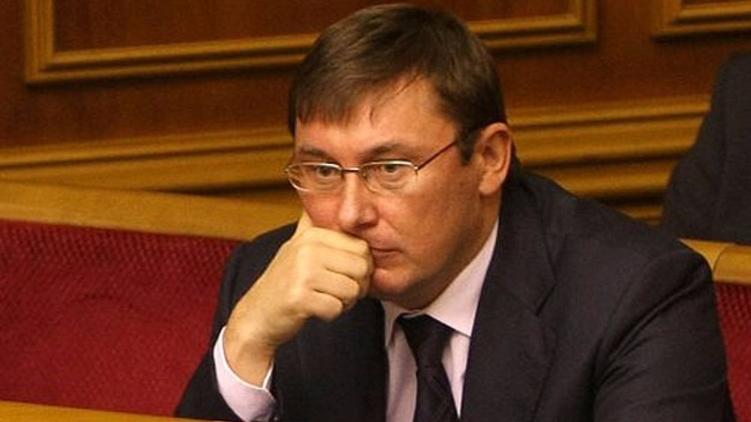 «Прокуроры начали проверять факты»: НАБУ открыло дело против Луценко, узнайте причину