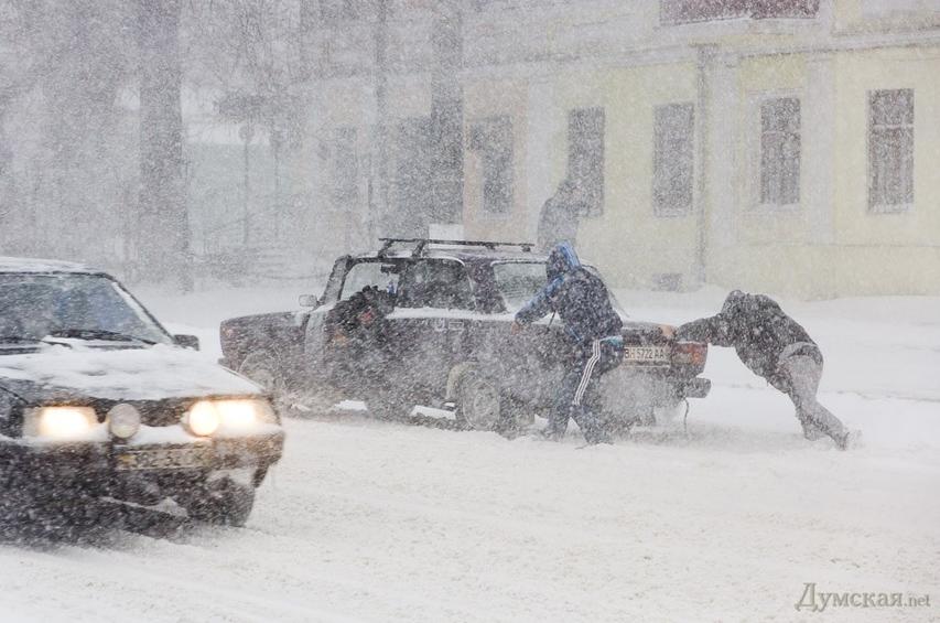 «Очередной этап похолодания и сильный снег»: синоптики предупредили о резком изменении погоды в Украине