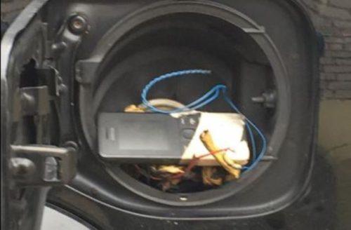 Сын-школьник собственноручно взорвал автомобиль известного депутата