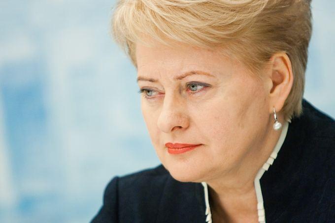 «Они присоединятся к клубу»: Грибаускайте сделала громкое заявление о членстве Украины в ЕС