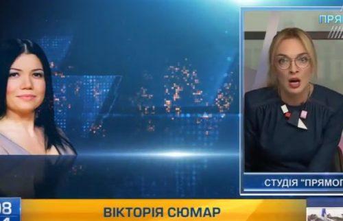 Известная ведущая в прямом эфире сделала громкие и агрессивные высказывания против украинского языка (ВИДЕО)
