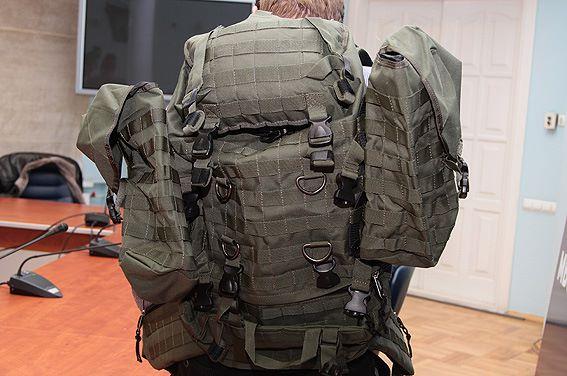 «Золотые рюкзаки Авакова»: были пошиты по 100 грн, а продавали по 2800