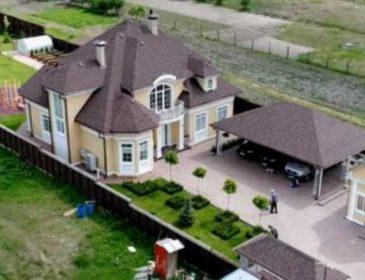 «Элита СБУ» Каждый украинец позавидовал бы роскошным имениям начальника экономической контрразведки