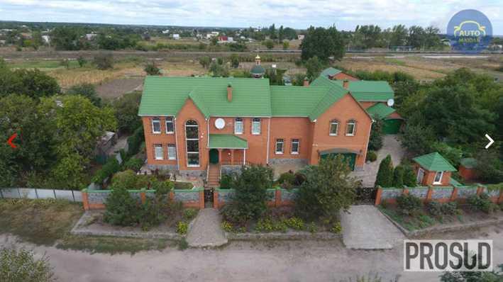 С церковью и собственным бассейном: Украинцы только позавидуют простым судейским имениям (ВИДЕО)