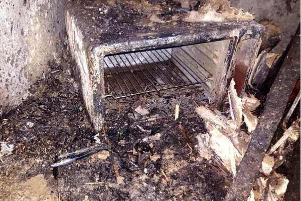 Оставили без присмотра: Под Одессой заживо сгорели двое маленьких детей