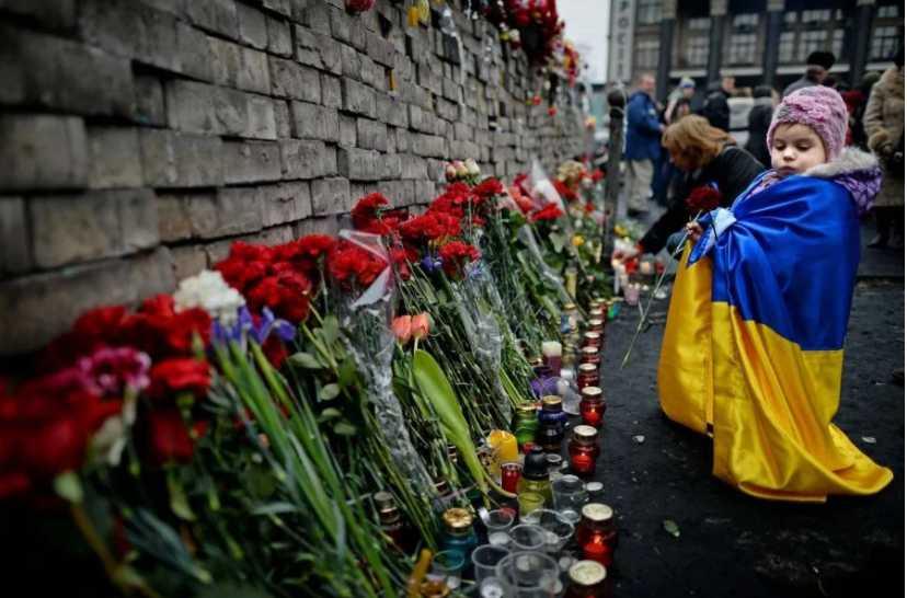 Годовщина Евромайдана: Сегодня в Киеве зажгут Лучи достоинства