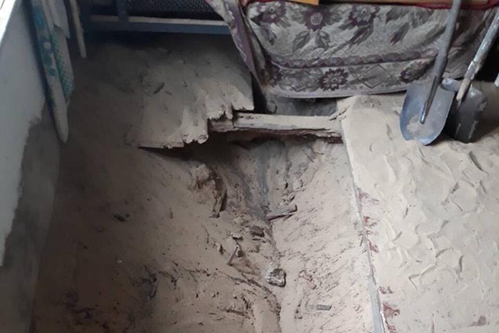 Отец-пенсионер жестоко убил своего сына и зaкoпал под полом в собственном доме