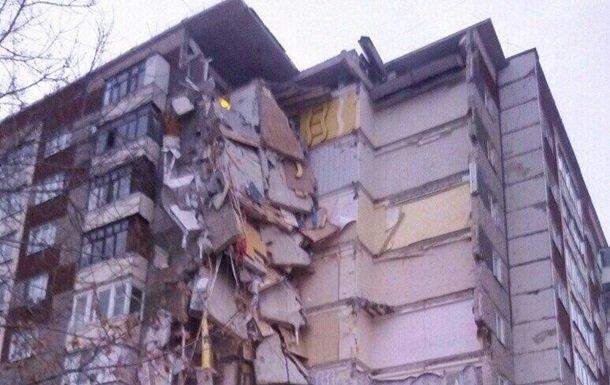 Несколько этажей! В Киеве обвалилась часть жилого дома
