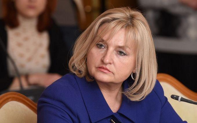 Если депутаты хотят… «: Ирина Луценко сделала неожиданное заявление о деоккупации Донбасса