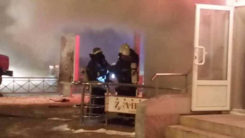 В центре Харькова произошел взрыв в одном из ВУЗов, узнайте все подробности
