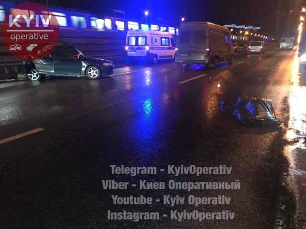 Они погибли сразу: Подробности смертельного ДТП с бензовозом в Киеве