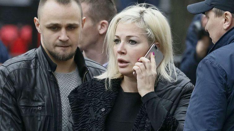Будет судиться с дочкой Вороненкова? Максакова сделала эмоциональное заявление