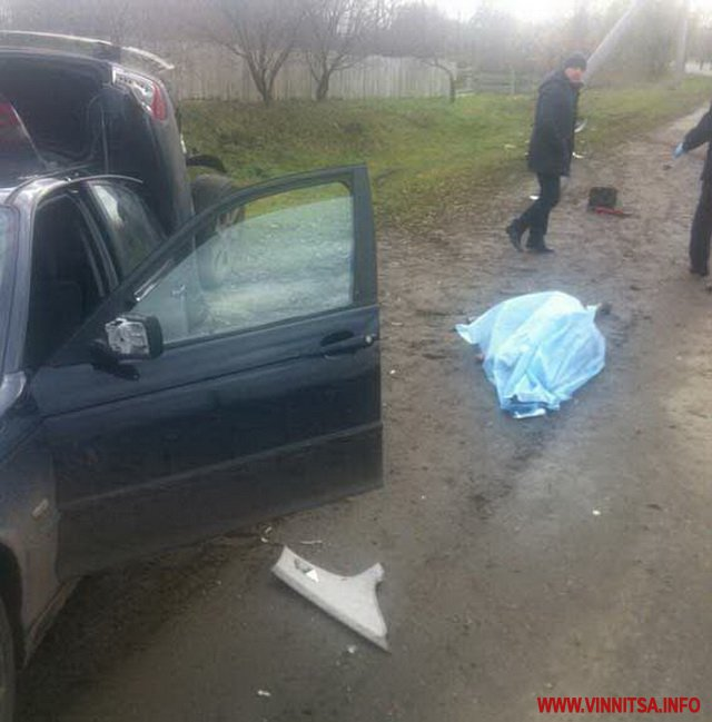 «Погибла на месте»: в Калиновке произошла авария, в которой трагически умерла девочка