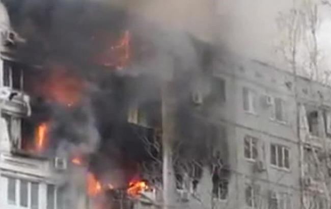 Сдетонировала граната: В Черкассах прогремел взрыв в многоэтажке, есть погибшие