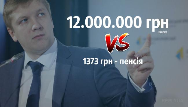 «Андрей любит роскошь! Дорогие рестораны…»: 12 млн. премии против 1373 грн. пенсии