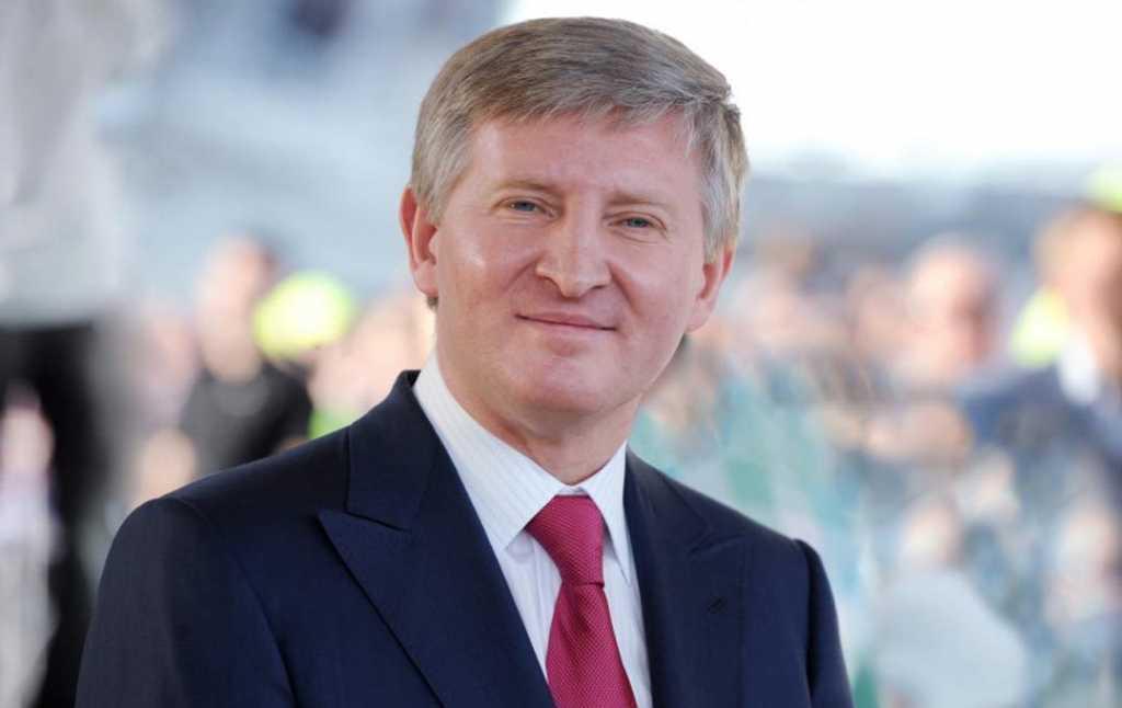 Новый «дворец» Ахметова: Даже Янукович позавидовал бы
