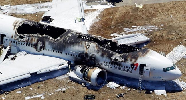 Погибли почти все: сегодня ночью произошла авиакатастрофа, унесшая много жизней