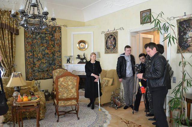 «За чей счет построенный «дворец»?»: Шикарный особняк Юлии Тимошенко за более 150 млн. гривен