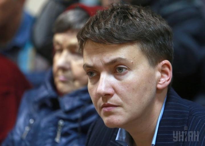 «Президент в Украине — это зло, войну начала украинская власть»: Надежда Савченко опозорилась на всю Европу своими заявлениями