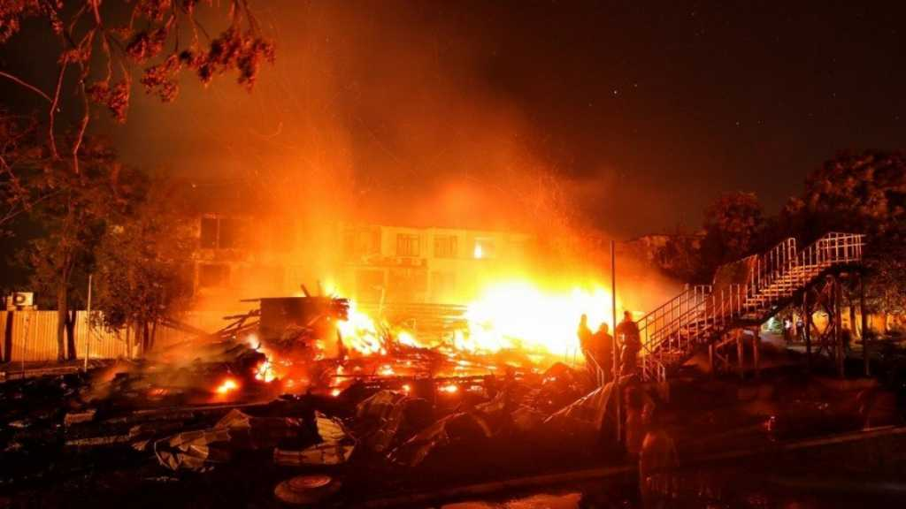 На Львовщине произошел страшный пожар, есть погибший