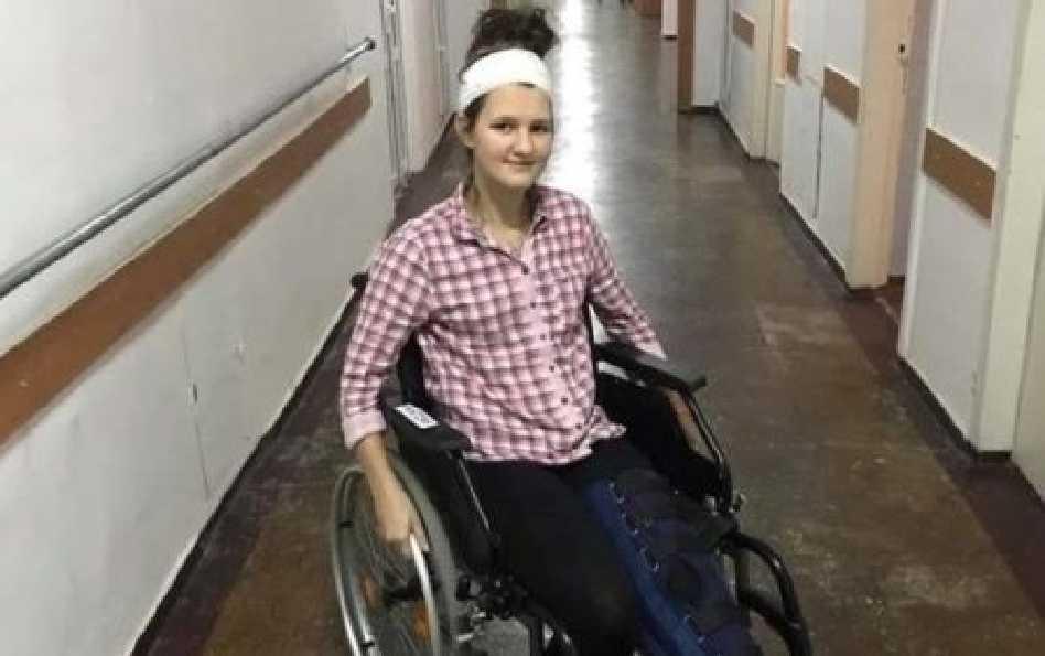 Стало известно о состоянии 25-летней Анны Комар, пострадавшей в харьковском ДТП