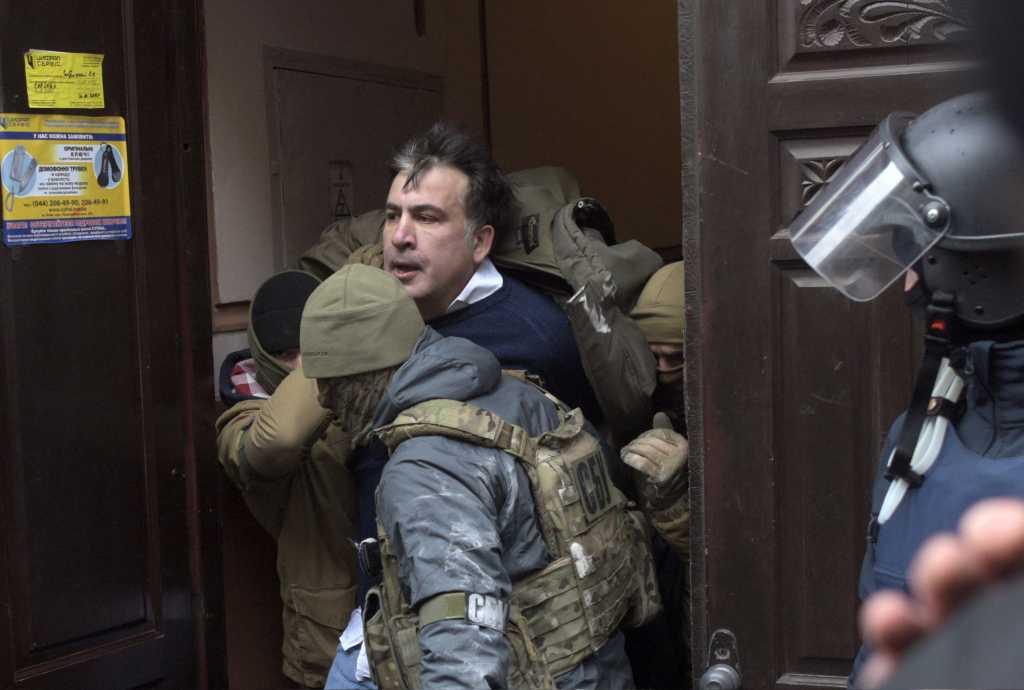 «Он действительно плохо себя чувствовал…»: Стало известно о болезни Саакашвили