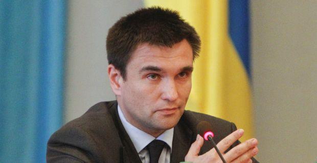 «Сначала биометрика, затем — заявление»: Климкин сообщил новые правила пересечения границы с Россией с 1 января