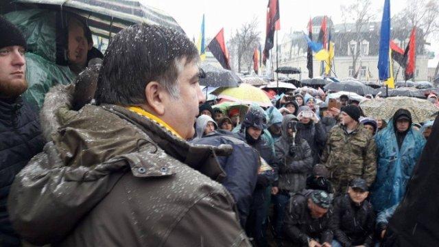 «Саакашвили договорился с барыгами Порошенко…»: Экс-президент Грузии сделал резкое и неожиданное заявление