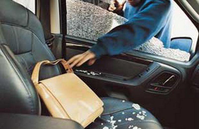 На Полтавщине из автомобиля украли 80 000 $