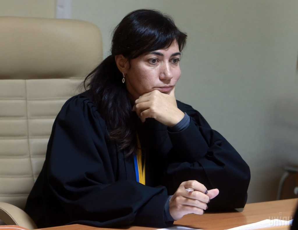 Его отпустили, а сама сядет за решетку? Стало известно о решении в отношении судьи Саакашвили