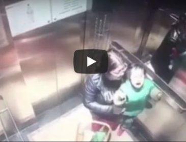 «Кулаком по животе, голове и спине»: появилось ошеломляющее видео, на котором няня жестоко избивает маленького ребенка (18+)