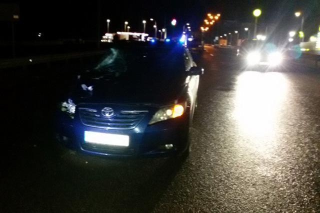 На Ровенщине произошло смертельное ДТП, автомобиль наехал на женщину