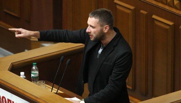 «Ты превращаешься в долбо @ ба»: Парасюка жестко поставили на место за очередное заявление в адрес Порошенко