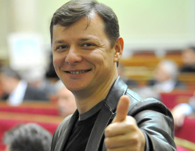 «Это лучшее, что я «создал «в своей жизни»: Олег Ляшко показал свою доченьку в день ее рождения