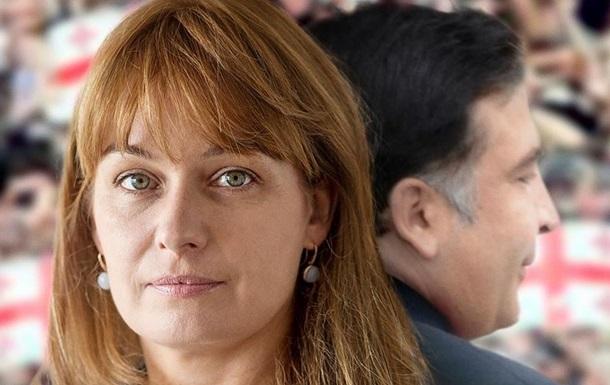 Пока муж борется за власть в Украине! Стало известно чем на самом деле занимается жена Саакашвили