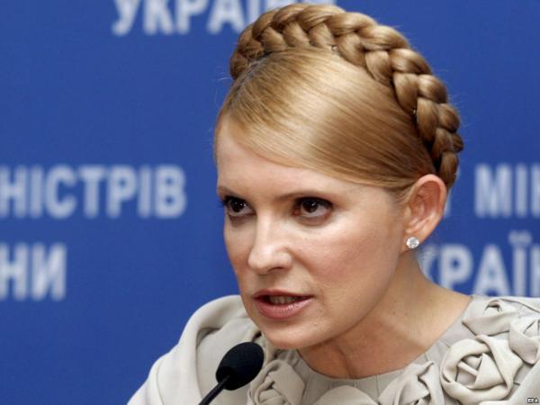 «У вас вместо ног грабли!»: Тимошенко в резкой форме обратилась к Порошенко