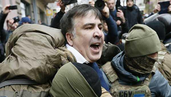 «С целью перевоспитания»: Только посмотрите, кто согласился принять Саакашвили на поруки