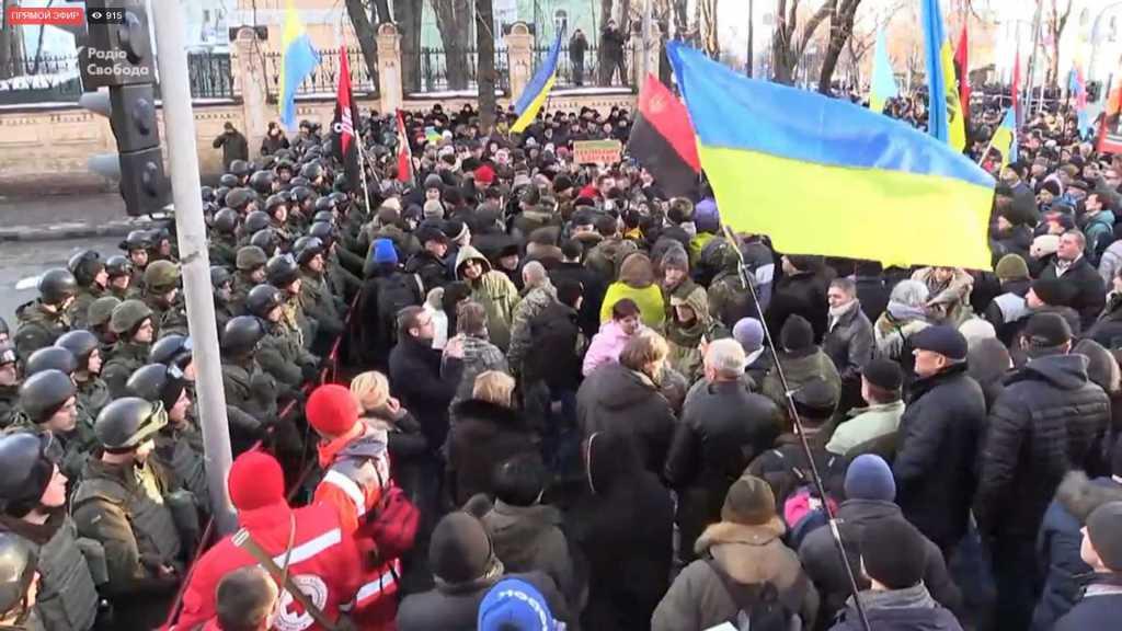 Важно! Сегодня в Киеве состоится марш за импичмент и вот что уже произошло