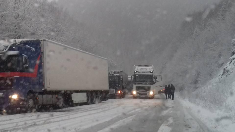 Хотелось бы лучшего! Синоптики предупредили украинцев о сильных снегопадах, высокий уровень опасности на дорогах