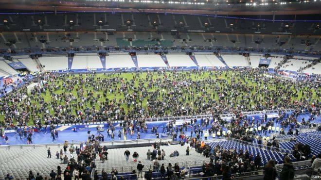 Не жалели никого: Полиция расстреляла футболистов во время матча