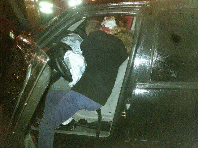 От удара скорая перевернулась: Во Львове столкнулась легковушка с каретой «скорой помощи», много жертв