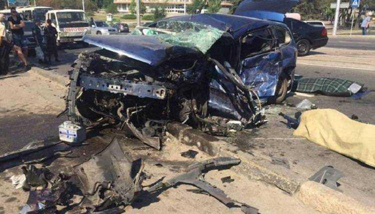 Пьяный за рулем убил 6 человек: Виновнику страшного ДТП отрубили голову